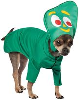 Gumby costume - pet