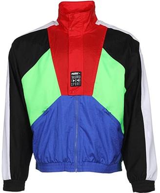 Puma Tailored For Sport OG Track Jacket (Dazzling Blue) Men's Clothing