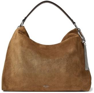 Jimmy Choo Callie leather hobo bag