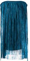 MM6 MAISON MARGIELA Pleated Lace Dress
