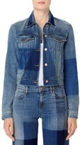 J Brand Women's Harlow Denim Jacket