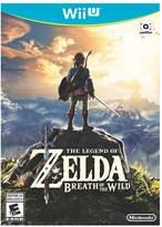 Nintendo Legend of Zelda Breath of the Wild for Wii U