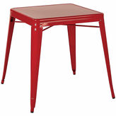Asstd National Brand Paterson Metal Dining Table