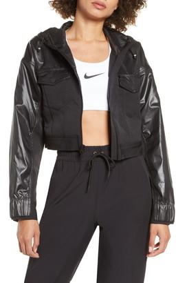 Nike Sportswear City Ready Crop Jacket