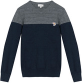 Paul Smith Two-Tone Manuel Pullover