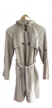 Margaret Howell Camel Cotton Trench coats
