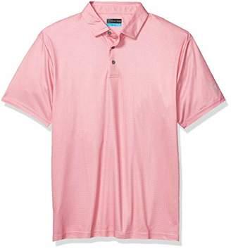 Polo Ralph Lauren PGA TOUR Men's Printed Gingham Short Sleeve Shirt
