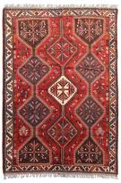 """F.J. Kashanian Shiraz Hand-Knotted Rug (6'5""""x9'2"""")"""