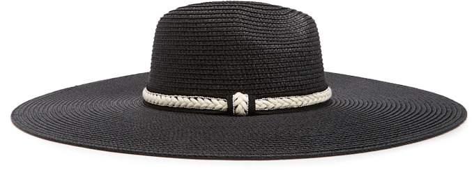 2d6508bc4f476 Paper Braid Hat - ShopStyle Canada
