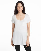 White House Black Market London Tunic Tee