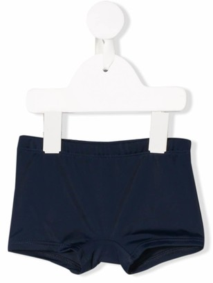 Diesel Logo Swimming Shorts