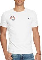 Polo Ralph Lauren Custom Slim-Fit Cotton T-Shirt