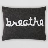 Alexandra Ferguson Breathe Decorative Pillow, 14 x 18