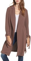 Women's 4Si3Nna Trench Jacket