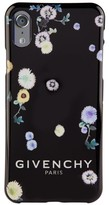 Givenchy Floral Iphone X Case