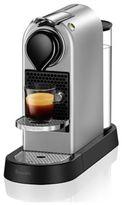 Nespresso by Breville CitiZ Coffee Machine in Silver