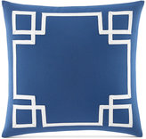"""Nautica Hawes Bell Point 18"""" Square Decorative Pillow"""