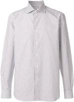 Corneliani striped shirt