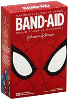Johnson & Johnson Band-Aid® 20-Count Ultimate Spider-Man Adhesive Bandages Assorted Sizes