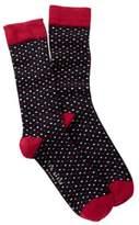 Ted Baker Spot Crew Socks