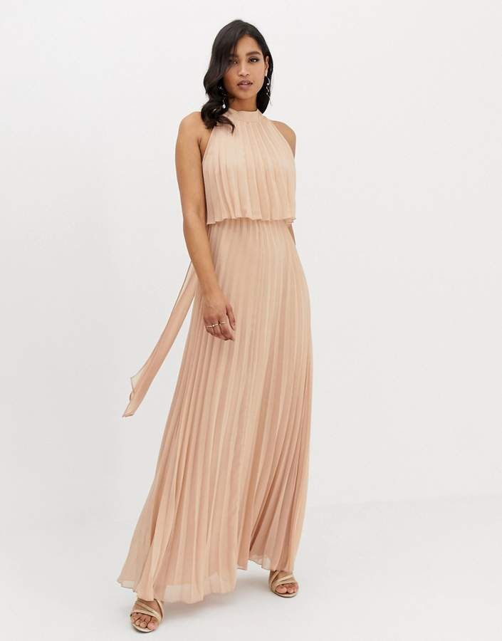 6d0f3508174 Asos Halter Maxi Dresses - ShopStyle UK
