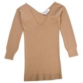 Saint Laurent Brown Cashmere Knitwear