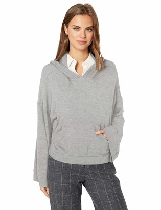 Cupcakes And Cashmere Women's Canby Emily's Favorite Cropped Hoody