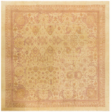Safavieh Indian Agra c. 1880 Hand-Knotted Wool Rug