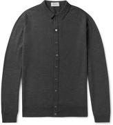 John Smedley - Parwish Merino Wool Shirt