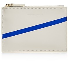 WANT Les Essentiels Want Les Essentials Mini Lawrence Leather Zip Pouch