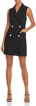 Black Halo Rio Blazer Mini Dress