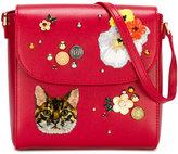 Dolce & Gabbana appliqué satchel
