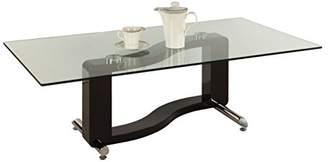 Milan Felicity Rectangular Modern Cocktail Table