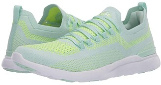 APL Athletic Propulsion Labs Athletic Propulsion Labs Techloom Breeze (Ice/Rose Gold/White) Women's Running Shoes
