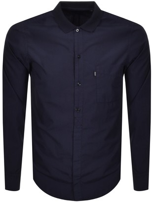 BOSS Casual Roald Shirt Navy