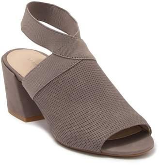 Kenneth Cole New York Hannon Elastic Strap Block Heel Sandal