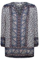 Joie Andala Floral Print Blouse