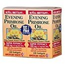 American Health Evening Primrose Oil 1300mg Royal Brittany Twin Pack Products 12
