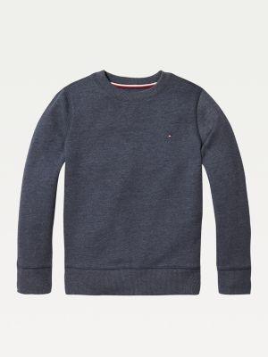 Tommy Hilfiger Organic Cotton Sweatshirt