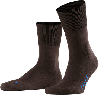 Falke Men's Run Plush-Sole Socks