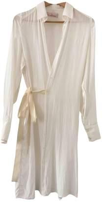 A.F.Vandevorst Ecru Silk Dress for Women