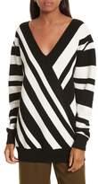 GREY Jason Wu Stripe Knit Sweater