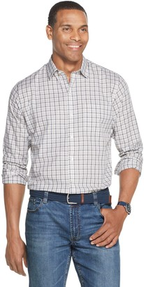 Van Heusen Men's Classic Fit Air Textured Shirt