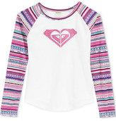 Roxy Back Country Graphic-Print T-Shirt, Girls (7-16)