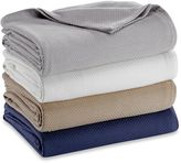 Pure Beech Zero Twist Cotton/Modal Blanket