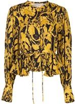 Stine Goya Ren printed blouse