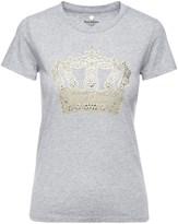 Juicy Couture Logo Geo Crown Short Sleeve Tee