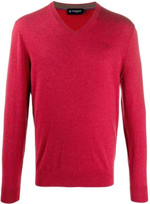 Hackett slim-fit knit sweater