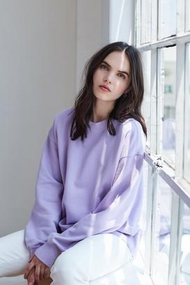 Velvet by Graham & Spencer Gwyneth Vintage Fleece Sweatshirt