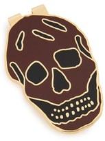 Alexander McQueen Men's Skull Money Clip - Black